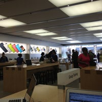 Photo taken at Apple Mall of Louisiana by Mike V. on 5/14/2013