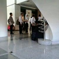 Photo taken at Kampus A Universitas Gunadarma by Fery S. on 12/15/2012