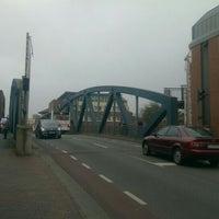 Photo taken at hase-hubbrücke by Bennie K. on 10/2/2014