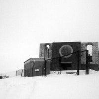 Photo taken at Храм в Каменной горке by Ruslan R. on 2/20/2013