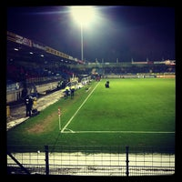 Photo taken at Mandemakers Stadion by Fred R. on 12/8/2012