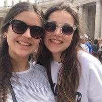 Photo taken at Rome Italia by Daphné V. on 3/29/2016