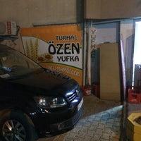 Photo taken at Özen yufka by  Alperen S. on 10/14/2016