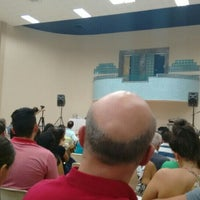 Photo taken at Igreja Batista Da Paz Barreiro by Marcelo Silva F. on 11/8/2015