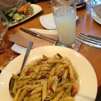 Photo taken at California Pizza Kitchen by Gabriella F. on 4/30/2013
