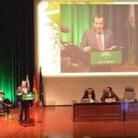 Photo taken at ETSI Telecomunicaciones by Beatriz B. on 2/21/2014
