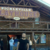 Photo taken at Pickleville Playhouse by Hasan G. on 6/27/2016