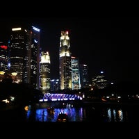 Photo taken at Clarke Quay by Supalak a. on 4/9/2013