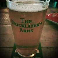 Photo taken at The Bricklayer's Arms by Kristof K. on 6/17/2014