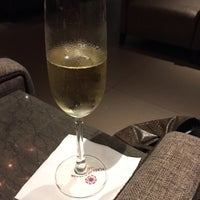 Photo taken at Plaza Premium Lounge (West Hall) by Bethan on 6/30/2017