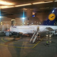 Photo taken at Gate A1 by Uwe R. on 12/29/2012