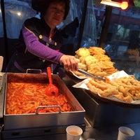 Photo taken at Jongno 3-ga Street Food by Daniel G. on 11/11/2013