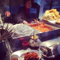 Photo taken at Jongno 3-ga Street Food by Daniel G. on 2/1/2014