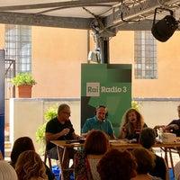 Photo taken at Piazza Leon Battista Alberti by Andrea F. on 9/6/2018