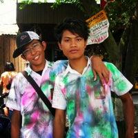 Photo taken at SMA Negeri 15 Medan by Muhammad Habibi L. on 4/18/2013