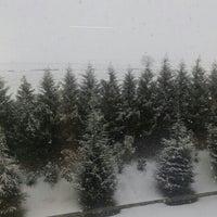 Photo taken at İmka İplik by Ayşe Ö. on 1/26/2016