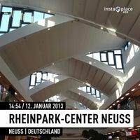 Das Foto wurde bei Rheinpark-Center von henrik g. am 1/12/2013 aufgenommen