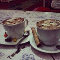 Photo taken at Heiss Coffee by Satria Sambrama S. on 3/13/2013