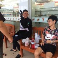 Photo taken at 7-Eleven @ PTT Gas Station อ.ภูซาง จ.พะเยา by Warawath K. on 5/15/2015