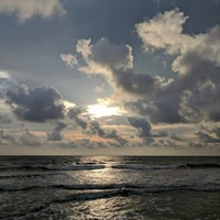 Photo taken at Benaulim Beach by Shiladitya M. on 10/13/2017