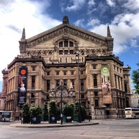 Photo taken at Garnier Opera by Shiladitya M. on 6/23/2013