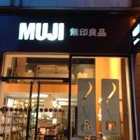 Das Foto wurde bei Muji von Hiroshi H. am 5/2/2014 aufgenommen