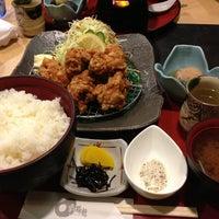 Photo taken at 覇楼館 by Hiroshi H. on 1/19/2013