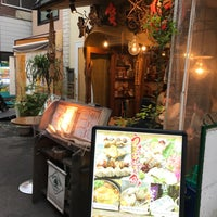 Photo taken at 炭焼笑店 陽 天満店 by Hiroshi H. on 5/14/2017