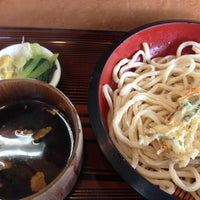 Foto tomada en 手打うどん きくや por Yuichi el 11/13/2012