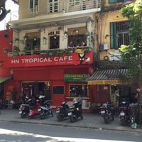 Photo taken at Hanoi Tropical Cafe by 5 B. on 4/13/2015