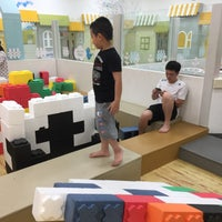 Photo taken at Playtime-Lotte Centre Tower by 5 B. on 6/9/2018