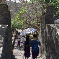 Photo taken at Uluwatu by 5 B. on 10/8/2017