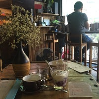 Photo taken at Book coffee shop by 5 B. on 4/22/2016