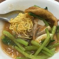 Photo taken at Mì Vằn Thắn Đinh Liệt by 5 B. on 3/14/2017