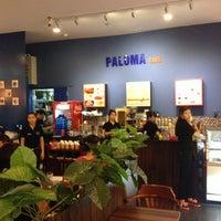 Photo taken at Paloma Café by 5 B. on 6/3/2014