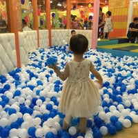Photo taken at Playtime-Lotte Centre Tower by 5 B. on 7/1/2017
