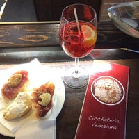 Photo taken at Cicchetteria Veneziana by Keane L. on 10/4/2016