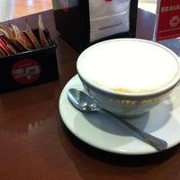 Photo taken at Bravado, Italian Coffee Bar & Lounge by Keane L. on 12/7/2012