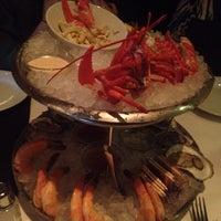 Photo taken at Eddie V's Prime Seafood by Robert L. on 10/18/2014