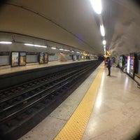 Photo taken at Metro Alameda [VD,VM] by Cláudia S. on 5/24/2013