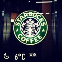 Photo taken at Starbucks by かねこ た. on 12/14/2012