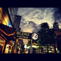 Photo taken at BLENZ COFFEE 神田小川町店 by かねこ た. on 10/15/2012