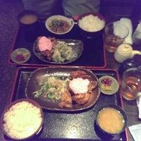 Photo taken at 九州料理と本格焼酎 尊 -MIKOTO- 京橋店 by kenji i. on 9/12/2014