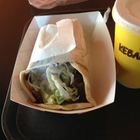 Photo taken at Kebabalicious by Miguel F. on 4/11/2013