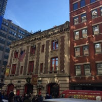Photo taken at New York City Fire Museum by Joe B. on 12/4/2016