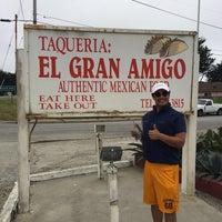 Photo taken at Taqueria El Gran Amigo by Natalie S. on 4/19/2014