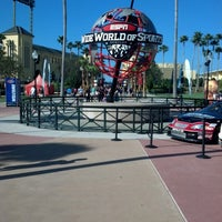 Photo taken at ESPN Wide World of Sports Complex by Michael H. on 1/12/2013