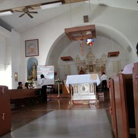 Photo taken at St. Lucy Catholic Church by Marvin S. on 4/28/2013