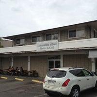 Foto tomada en Diamond Head Market & Grill por Hawaii J. el 10/25/2012