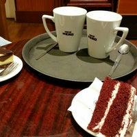 Photo taken at Caffè Nero by Kriss L. on 5/26/2015